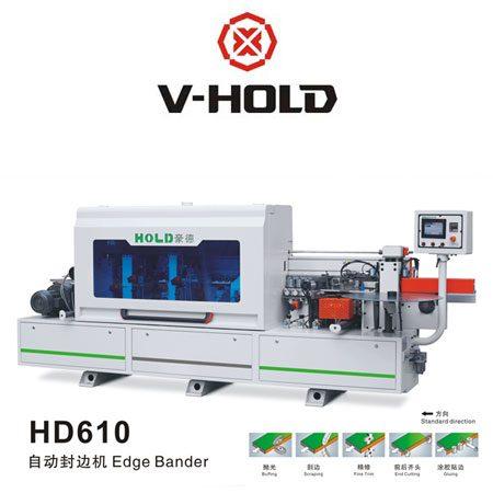 دستگاه لبه چسبان hd610