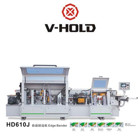 دستگاه لبه چسبان hd610J