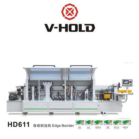 دستگاه لبه چسبان hd611