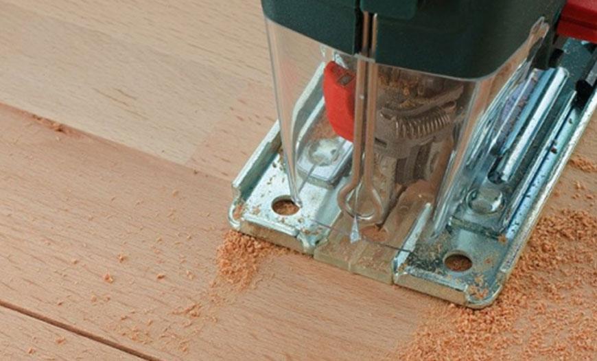 استفاده از اره عمودی در صنایع چوبی