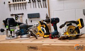 ابزار آلات ضروری برای راه اندازی کارگاه کابینت سازی کدامند؟