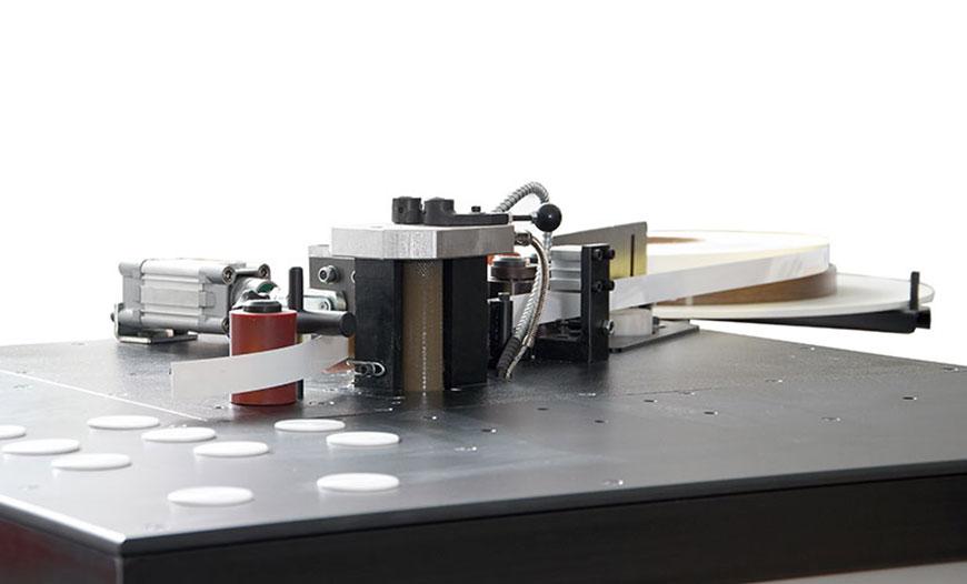 انتخاب دستگاه لبه چسبان پی وی سی متناسب با نوع کارکرد